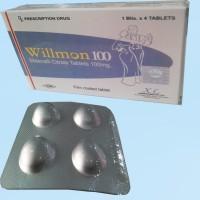 Thuốc cương dương Willmon 100mg dành cho nam giới