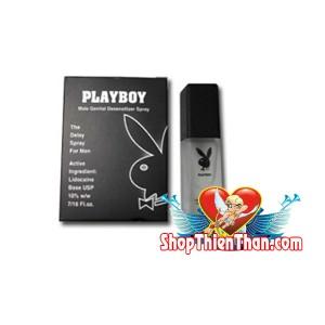 Chai xịt kéo dài thời gian PlayBoy
