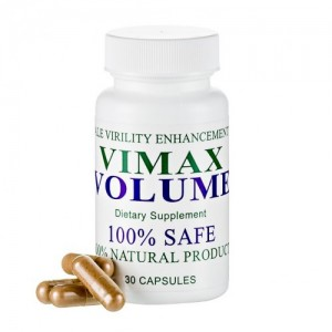 Thuốc thảo dược Vimax Volume tăng sinh lý nam