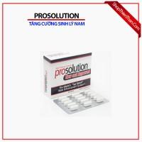 Cải thiện lượng tinh trùng với thảo dược Prosolution