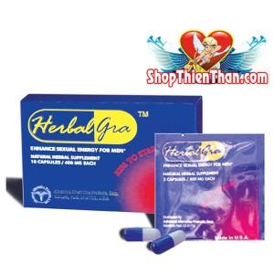 Thuốc Herbalgra For Men - thuốc trị yếu sinh lý